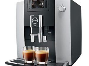 ESPRESSOR CAFEA E6 PLATIN