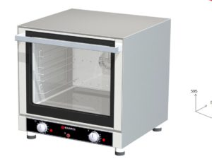 CUPTOR CONVECTIE LINIA G|SNACK M 43 MECHANICAL - ELECTRIC