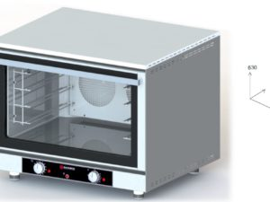 CUPTOR CONVECTIE LINIA G|SNACK 46 MECHANICAL - ELECTRIC