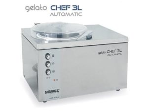 Masina de inghetata Gelato CHEF 3L